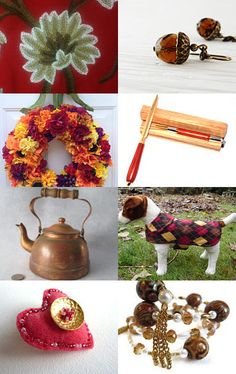 Welcome Fall. by livingavntglife on Etsy--Pinned with TreasuryPin.com
