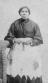 Harriet Powers (October 29, 1837 – January 1, 1910) was an African American slave, folk artist and quilt maker from rural Georgia. She used traditional appliqué techniques to record local legends, Bible stories, and astronomical events on her quilts. Her work is on display at the National Museum of American History in Washington, DC and the Museum of Fine Arts in Boston, Massachusetts.