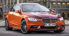 SPIED: 2013 BMW 3-Series F33 Coupe