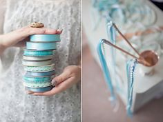 DIY Ribbon Wands (Maybe use wooden chopsticks instead of wooden dowels...might save money depending on how many you can confiscate at T lol)