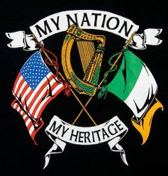 Irish immigrants brought their legacy when traveling to American shores. What is that Irish heritage found in many of our bloodlines? Celtic Pride, Irish Pride, Irish Celtic, Celtic Fc, Celtic Symbols, Saint Patrick, Minions, Irish Quotes, Art
