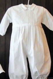 Sebastian Boys Christening Outfit - Christening Wardrobe