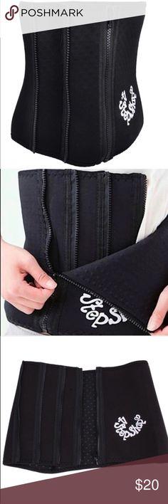 522e098e1d Waist Slimming Sauna Belt- adjustable fitting Unisex waist slimming Sauna  belt
