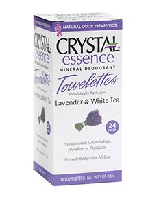 Buy Discount Crystal Essence Mineral Deodorant Towelettes, Pomegranate, 24 Pack, Crystal Body Deodorant at VitaSprings. Find more product information on Crystal Essence Mineral Deodorant Towelettes, Pomegranate and shop online. All Natural Deodorant, Body Odor, Lavender Scent, Natural Essential Oils, Pomegranate, Biodegradable Products, Body Care, Finding Yourself, Star Wars