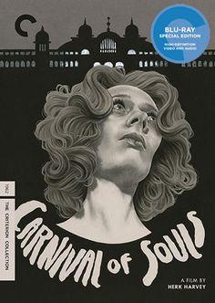 Carnival of Souls - Blu-Ray (Criterion Region A) Release Date: July 12, 2016 (Amazon U.S.)