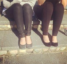 Cece & Leah <3 BT