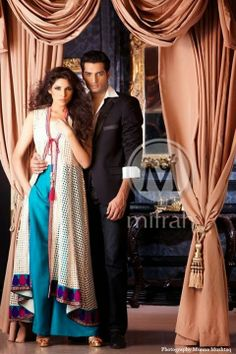 Formal Wear 2014 by Mifrahs for Men and Women ~ Photo Shoots