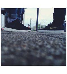 Nike roshe run x Nike janoski