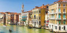 The Grand Canal View From Rialto Bridge, Venice. Vatican City Rome, Musical London, Santa Maria Maggiore, Rialto Bridge, Sistine Chapel, Grand Canal, Paradis, Science And Nature, Venice