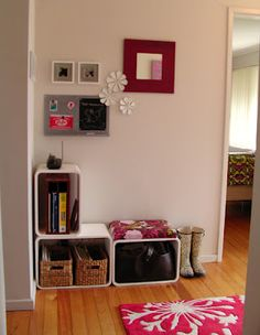 tidy hallway ideas