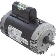 Motor,Cent,1.5hp 115v/230v,1spd,SF 1.30,56C fr,C-Face Key,EE,B795 ,.