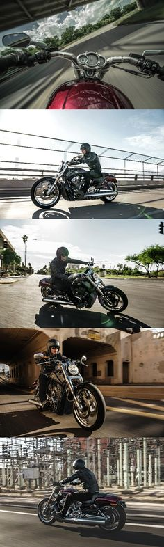 It sends massive horsepower and low-end torque directly to your adrenal gland when you unleash the engine. | 2017 Harley-Davidson V-Rod Muscle