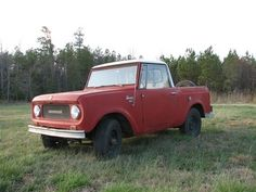 ▒ restoration potential ▒ international scout 800 ▒