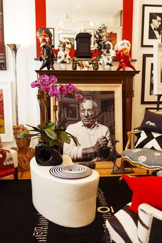 John Demsey – Group President Estee Lauder at home in New York City « the selby