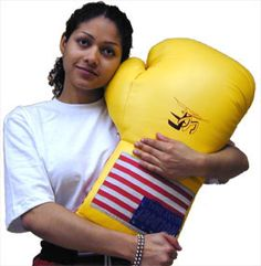 For promotional purposes or display Boxing Gloves