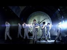 One of my favorite songs!  'Tick Tock' by U-Kiss this is the Japanese version, but it's just as amazing as the Korean version if not even a little better. <3