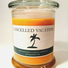 Cancelled Vacation