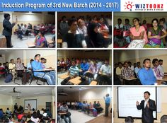 #WIZTOONZ welcomed the 3rd new Batch of 2014-17  #WIZTOONZ College of Media & Design organized Induction Program for Parents & New Joiners on 26th June 2014. Program included an overview of the Academic curriculum, distribution of Academic Program structure, covered related student affairs with rules and regulations.  The 4th Batch will be inducted on 17th July 2014. For admissions contact 99166 45614/ 99166 45608/ 99166 45682