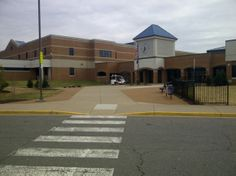 Osbourn High School - Manassas, VA  Chelsea's school for 9th - 12th.