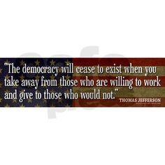 Thomas Jefferson political quotes