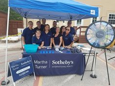 Martha Turner Sotheby's International Realty served as a major sponsor for the Great Taste of Heights held at Saints Catholic Parish in the Heights, an event that has become a favorite for MTSIR agents over the years.  Placed directly next to MTSIR, the Waltrip Senior High School Jazz band added a layer of festivity as the guests enjoyed using the MTSIR spinning wheel to win prizes, including the ever present MTSIR cowbells which could be heard in the background.