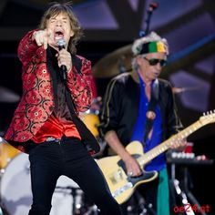 The Stones | 14 on Fire Tour, Vienna 2014.