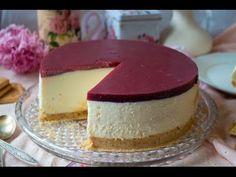 Чизкейк без выпечки|No baked cheesecake - YouTube