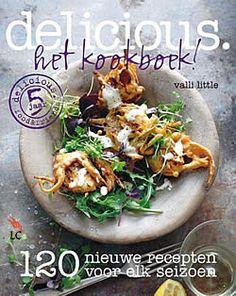 """Boek """"delicious. Het kookboek!"""" van Valli Little   www.kopgroepbibliotheken.nl"""