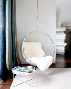 20 Indoor Hanging Chairs Ideas Swinging Chair Interior House Interior