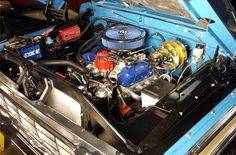 408ci stroker crate engine small block ford style dressed blueprint engines customer installed a bpf4084ctc into their frame off restoration of their 1978 ford bronco blueprintengines bpf4084ctc bronco malvernweather Gallery