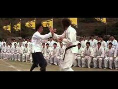 Bruce Lee Enter The Dragon one of my Fav. scenes