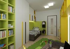 Výsledek obrázku pro dětský pokoj žlutá