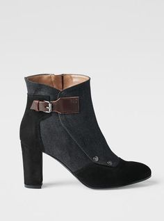 Bastille Ankle Boot II Mix