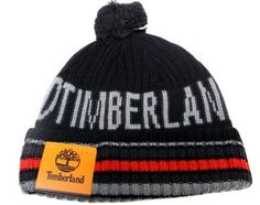 Timberland Cuff Beanie Black TH340046-001 Timberland. $19.99