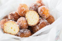 Quarkbällchen wie von Chefkoch - http://das-kuechengefluester.de/recipe/quarkbaellchen/