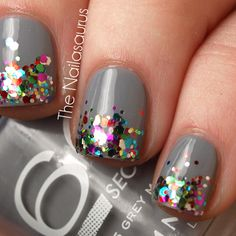 Technic: Carnival  (nail tips only)