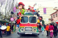 O Mundo da Televisão é o tema escolhido para o Carnaval de Torres Vedras 2014 | Torres Vedras | Escapadelas | #Portugal #TorresVedras #Carnaval #Carnival