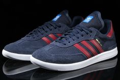 adidas Samba ADV Navy Suede CQ1134 - Sneaker Bar Detroit Adidas Runners 1078461fd