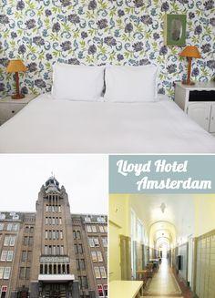 das lloyd hotel in amsterdam Lloyd Hotel Amsterdam, Amsterdam Holland, Amsterdam City, Hotel Apartment, Apartments, Hotels, Holiday Hotel, Design Hotel, Future Travel