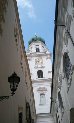 St Stephen's Cathedral, Passau, Germany