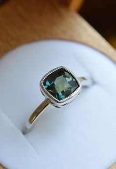 I love that my birthstone has my name in it and is a combination of my two favorite colors