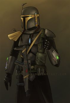 Our Vengeance. The Empire had it coming. After Order 66 his squad abandoned the GAR and made home on Mandalore with their Mandalorian trainers. They became his famil. Star Wars Fett, Star Wars Rpg, Star Wars Clone Wars, Star Trek, Star Wars Concept Art, Star Wars Fan Art, Starwars, Mandalorian Cosplay, Yoda Funny