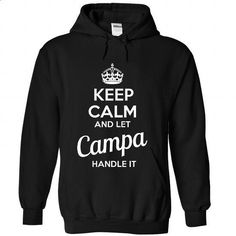 KEEP CALM AND LET CAMPA HANDLE IT 2016 SPECIAL - #tshirt blanket #university sweatshirt. SIMILAR ITEMS => https://www.sunfrog.com/Faith/KEEP-CALM-AND-LET-CAMPA-HANDLE-IT-2016-SPECIAL-8953-Black-Hoodie.html?68278