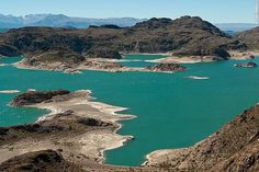 Lake General Carrera along the Carretera Austral, south Chile
