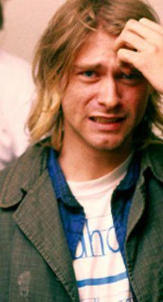 Kurt Cobain - what's going on?