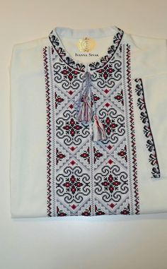 Cross Stitch Embroidery, Hand Embroidery, Embroidery Fashion, Couture, Diy And Crafts, Elsa, Tunic Tops, My Style, Women