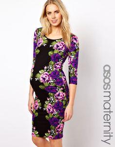 ASOS maternity dress! Love! #dresses #maternity