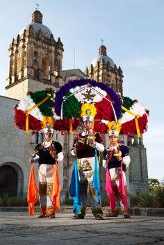 Oaxaca desde adentro.