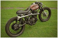 """Yamaha XT 500 - """"The Bastard"""""""