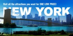 $69.99 for three attractions (choose from 50 options, including SATC tour, the MET, Top of the Rock, Bike rental through Central Park, etc.)